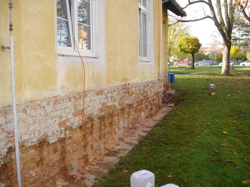 ochrana zdiva